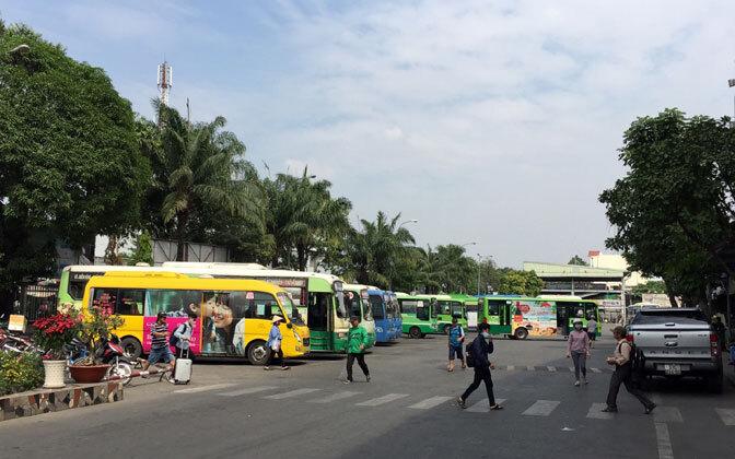 Tam dừng vận chuyển khách công cộng đi, đến vùng có dịch tại Hải Hậu