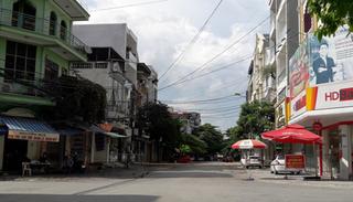 Thanh Hóa giãn cách xã hội theo Chỉ thị 15 đối với thị trấn Hậu Lộc