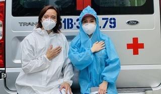 Việt Hương bị yêu cầu sao kê tiền từ thiện, đáp trả 1 câu cực gắt