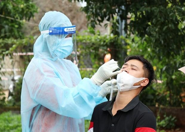 Nam Định ghi nhận thêm 2 ca dương tính Covid-19 mới tại huyện Hải Hậu