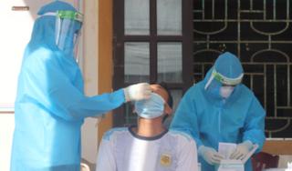 Thái Bình phát hiện thêm 1 tài xế tuyến Sóc Trăng - Hải Phòng dương tính Covid-19