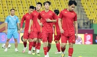 Tuyển Việt Nam nhận tin kém vui sau trận thua Saudi Arabia