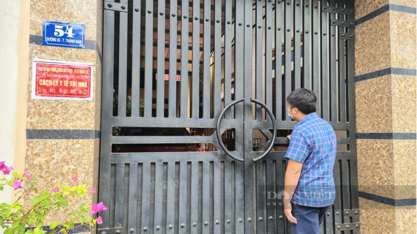 Thanh Hóa thu hồi toàn bộ ổ khóa dùng khóa cổng nhà dân có F2 tại Hoằng Hóa