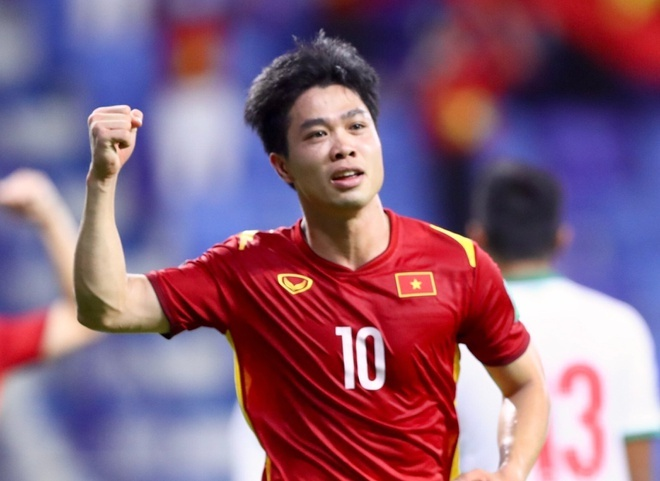 HLV Park Hang Seo triệu tập Công Phượng quyết đấu Australia