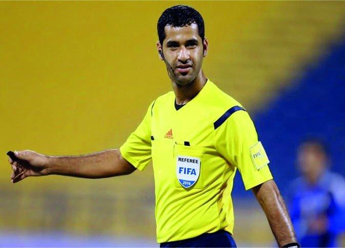 Trọng tài bắt chính trận Việt Nam – Australia là ông Abdulrahman Ibrahim người Qatar.