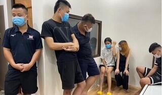 Thanh Hóa: Bắt 7 thanh niên tổ chức sử dụng ma tuý giữa mùa dịch