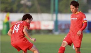 HLV Park Hang Seo loại 2 cầu thủ trước trận gặp Australia