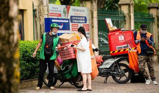 Hà Nội: Shipper được hoạt động từ 9 - 20 giờ hằng ngày
