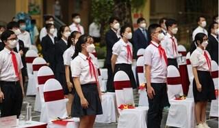 Hơn 2 triệu học sinh Thủ đô dự lễ khai giảng đặc biệt