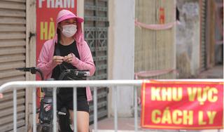 Một người giao hàng tự do mắc Covid-19, Hà Nội thêm 40 ca nhiễm mới
