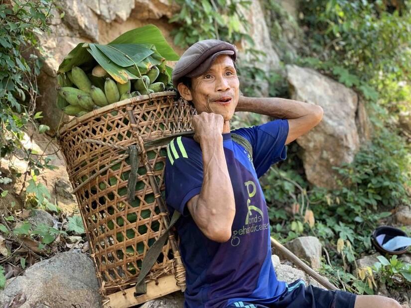 Người rừng Hồ Văn Lang qua đời ở tuổi 52