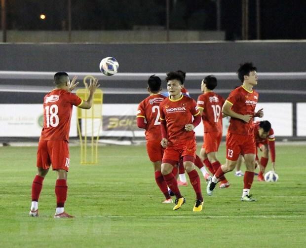 Đội hình dự kiến của tuyển Việt Nam ở trận gặp tuyển Úc