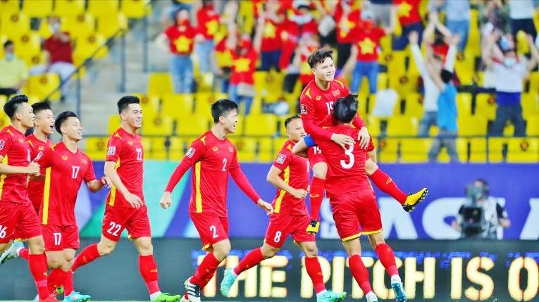 Trang chủ FIFA ca ngợi tinh thần chiến đấu của tuyển Việt Nam