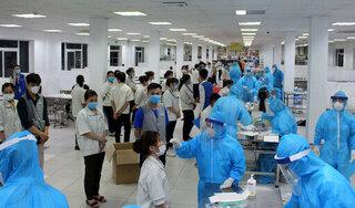 Quảng Nam: Phát hiện 6 ca mắc Covid-19, Công ty giày Rieker có 4 ca nghi mắc