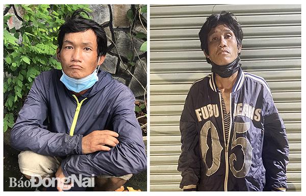 Đã bắt được 2 đối tượng dương tính Covid-19 trốn khỏi khu cách ly ở Đồng Nai