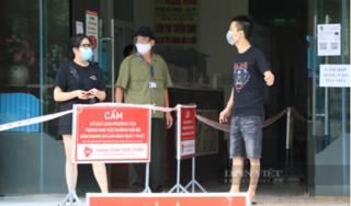 Hà Nội: Cư dân Linh Đàm bức xúc vì đi mua thuốc