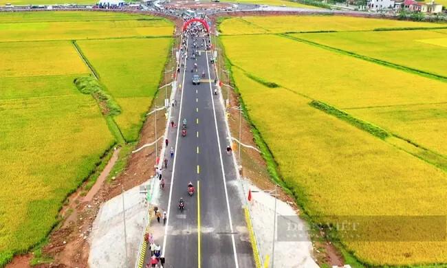 Nam Định tuyến đường 5.326,5 tỷ đồng đi qua những địa phương nào
