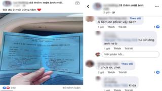 Đã có kết luận vụ cô gái khoe tiêm 2 mũi vaccine nhờ 'xin ông anh'