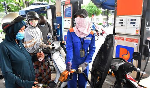 Giá xăng dầu đồng loạt tăng trở lại từ chiều 10/9