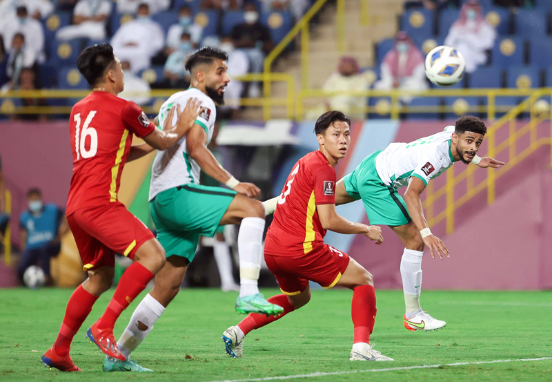 Trang Footy Rankings mang tin buồn tới đội tuyển Việt Nam