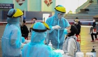 Nam Định: Đã có kết quả xét nghiệm của hơn 11.400 người trong vùng giãn cách