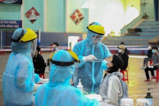 Đã có kết quả xét nghiệm của hơn 11.400 người trong vùng giãn cách ở Nam Định