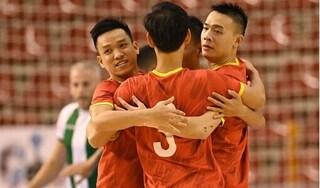 Báo Tây Ban Nha: 'Tuyển Futsal Việt Nam thuộc những đội mạnh nhất châu lục'