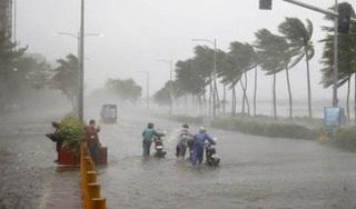 Bão Côn Sơn đổ bộ vào đất liền, mưa lớn từ Quảng Trị đến Quảng Ngãi