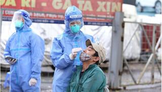 Trưa 15/9, Hà Nội ghi nhận thêm 11 ca dương tính SARS-CoV-2 mới