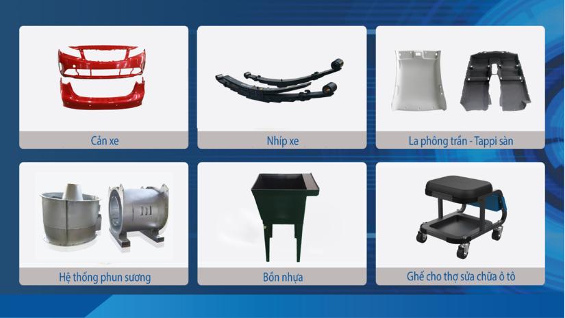Thaco Auto đẩy mạnh sản xuất và cung ứng linh kiện phụ tùng, cơ khí giữa đại dịch Covid-19