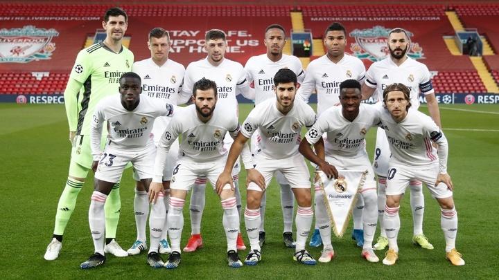Real Madrid mất nhiều trụ cột ở trận gặp Inter Milan
