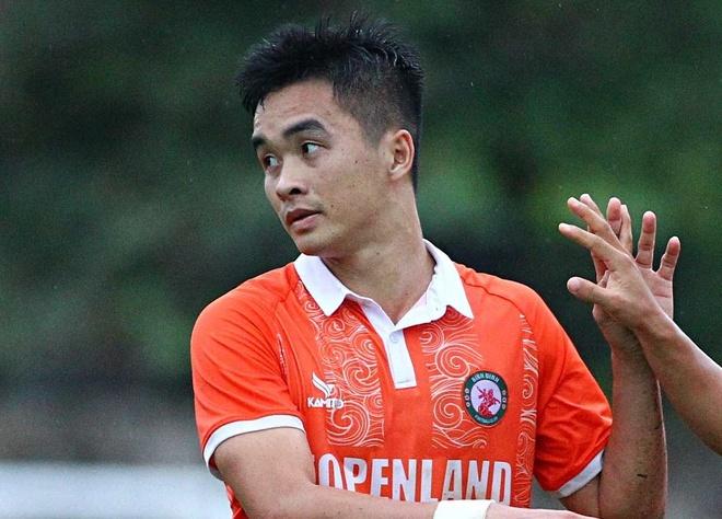 Trần Đình Kha chia tay đội tuyển Việt Nam