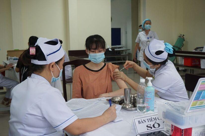 Tiêm vaccine sai đối tượng, Giám đốc Trung tâm Y tế TP Trà Vinh bị cách chức