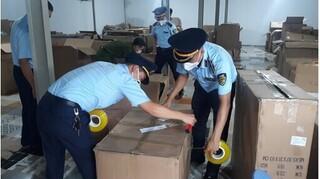 Nam Định: Phát hiện kho đồ chơi trẻ em nhập lậu lớn nhất từ trước đến nay