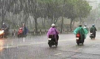 Thời tiết hôm nay 15/9: Đông Bắc Bộ và Bắc Trung Bộ cảnh báo có mưa giông
