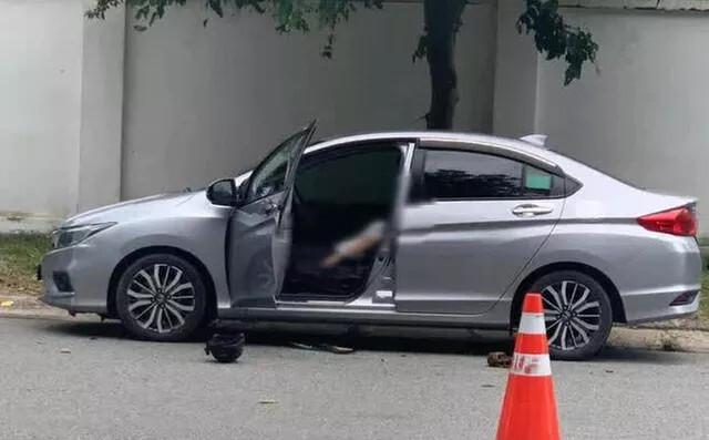 Thông tin mới nhất vụ Bí thư thị trấn ở Bình Dương tử vong trong ô tô riêng