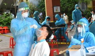 Sáng 16/9, Hà Nội ghi nhận thêm 1 ca dương tính mới tại quận Hoàng Mai