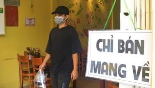 Những quận, huyện nào ở Hà Nội được bán hàng ăn uống mang về từ 12h ngày 16/9?