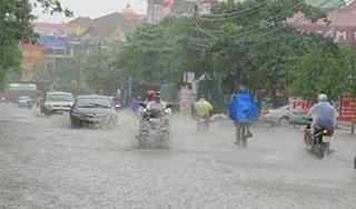 Tin thời tiết 16/9: Bắc Bộ và Bắc Trung Bộ tiếp tục có mưa dông trên diện rộng