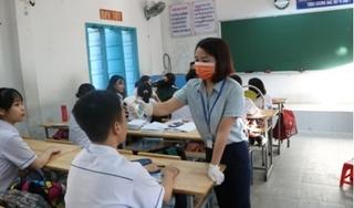 Hà Nội yêu cầu các trường trên địa bàn sẵn sàng đón học sinh trở lại học tập