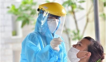 Trưa 16/9, Hà Nội ghi nhận thêm 12 ca dương tính SARS-CoV-2