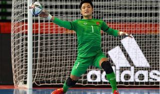 Thủ môn Hồ Văn Ý nhận nhiều lời khen sau trận thắng Panama