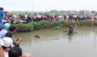 Quảng Ninh: 2 học sinh cấp 3 chết đuối khi cùng nhóm bạn tắm hồ