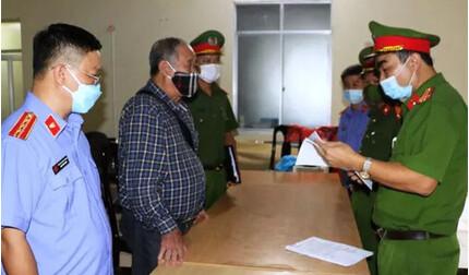 Nghệ An: Vợ chồng giám đốc Công ty TNHH TM Minh Khang bị bắt