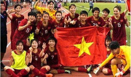 AFC nhận định về khả năng dự World Cup của tuyển nữ Việt Nam