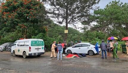 Truy tìm tài xế xe tải tông chết bé trai ở Lâm Đồng rồi rời khỏi hiện trường