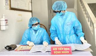 Ho, khó thở cụ bà ở Hà Nội đi khám phát hiện dương tính SARS-CoV-2