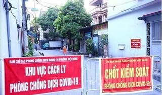 Hà Nội: Ổ dịch phường Việt Hưng chưa rõ nguồn lây, đi chợ, đi tiêm vaccine, tiếp xúc nhiều người