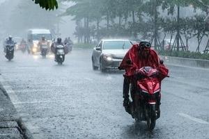 Tin thời tiết 20/9: các khu vực trên cả nước mưa dông kéo dài