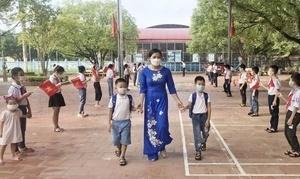 Danh sách 25 tỉnh, thành cho 100% học sinh được đến trường học trực tiếp